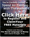 Spend and Evening With the Author of The secret Language of Money